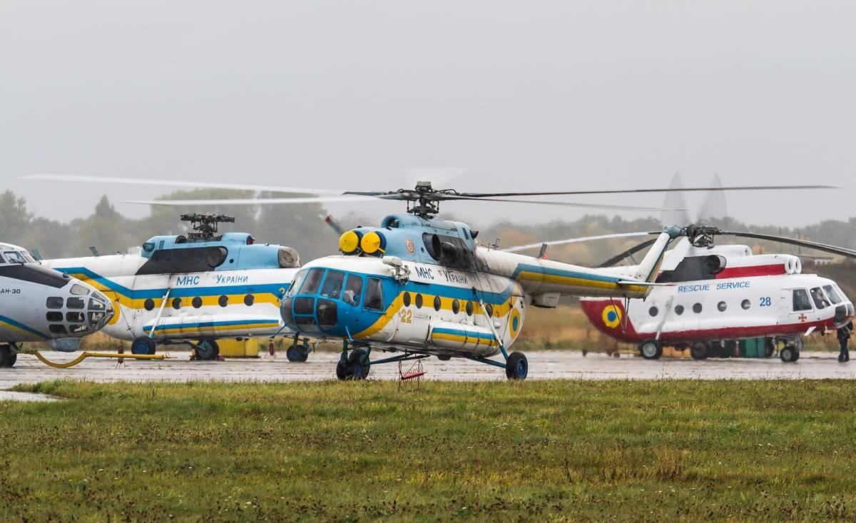 Rosyjskie embargo na dostawy części zamiennych powoduje, że Ukraińcy stanęli przed wyborem, co dalej z utrzymaniem i rozbudową floty śmigłowców służb ochrony porządku publicznego.