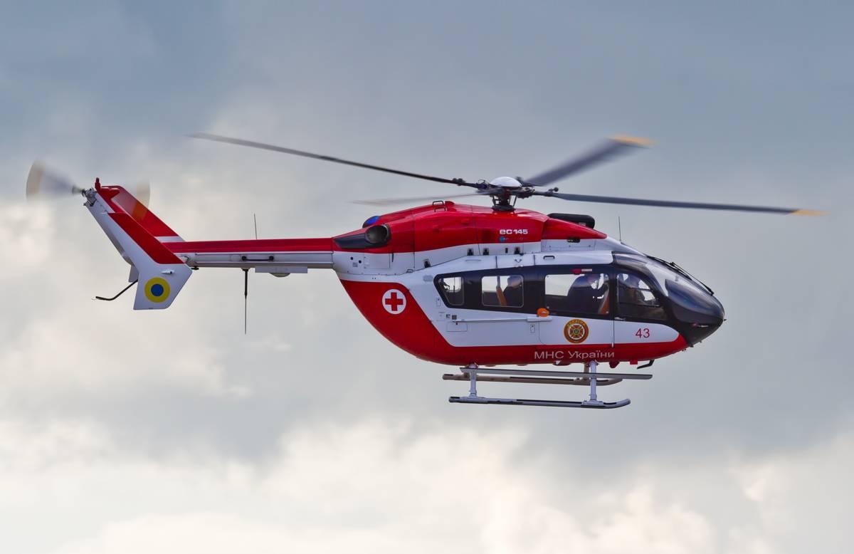 Obecnie Ukraińcy eksploatują dwa śmigłowce wyprodukowane przez koncern Airbus, są to H145, które eksploatuje Państwowa Służba Sytuacji Nadzwyczajnych, na mocy lipcowego kontraktu dołączy do nich 10 kolejnych.