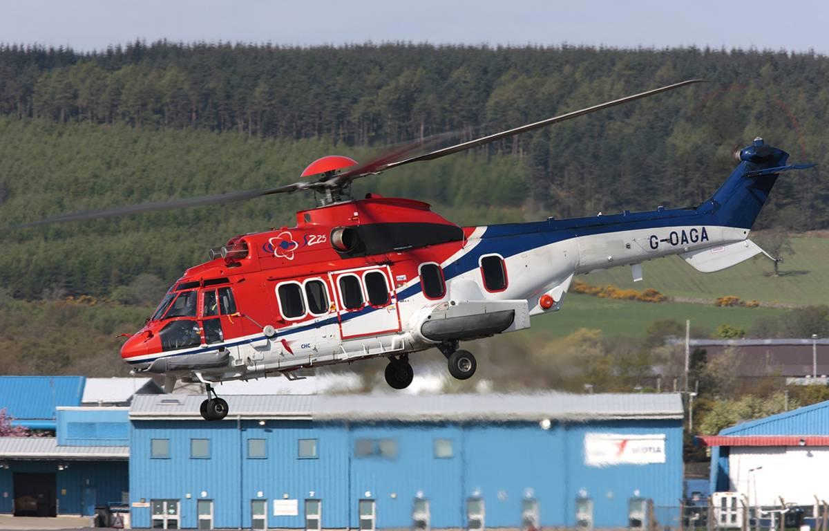 Według złożonych w lipcu deklaracji, jeszcze w bieżącym roku na Ukrainę trafią cztery H225 Super Puma. Wszystkie z 21 zamówionych maszyn tego typu będzie pochodzić z rynku wtórnego ‒ wcześniej używała ich firma CHC Helicopters.