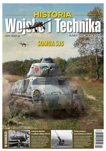 Czasopismo Wojsko i Technika Historia numer specjalny 4/2018