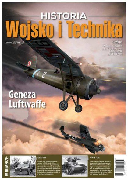Wojsko i Technika Historia 5/2018