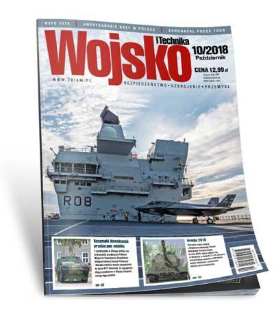 Czasopismo Wojsko i Technika 10/2018