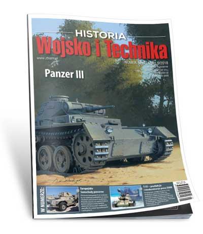 Czasopismo Wojsko i Technika Historia numer specjalny 5/2018