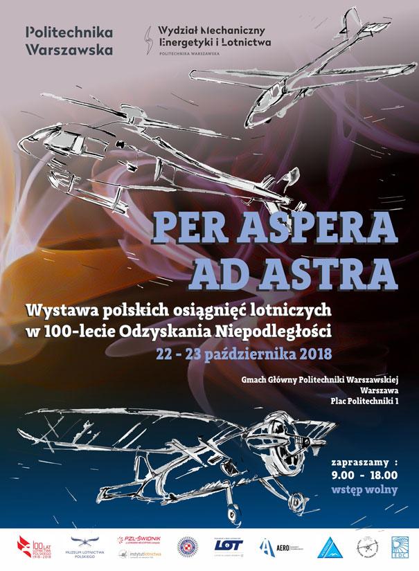 Wystawa polskich osiągnięć lotniczych w 100-lecie Odzyskania Niepodległości
