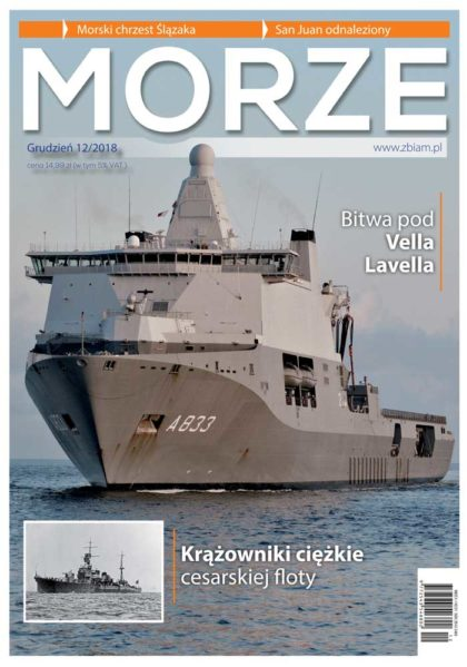 Magazyn MORZE 12/2018