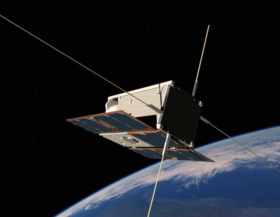 Satelita PW-Sat-2.