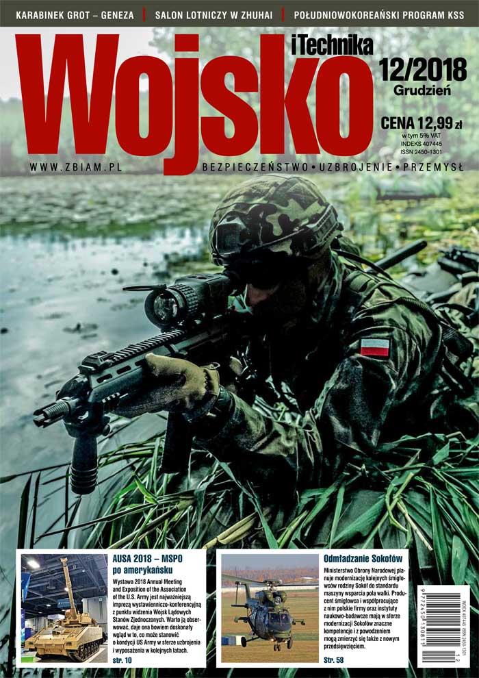 Wojsko i Technika 12/2018