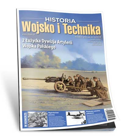 Czasopismo Wojsko i Technika Historia numer specjalny 6/2018