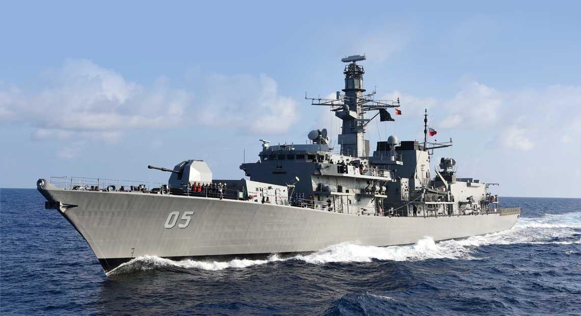 Jedna z trzech chilijskich fregat brytyjskiego typu 23 – Almirante Cochrane. Czy dolacza do nich kolejne okrety tej serii znajdujace sie jeszcze w sluzbie Royal Navy? Fot. US Navy