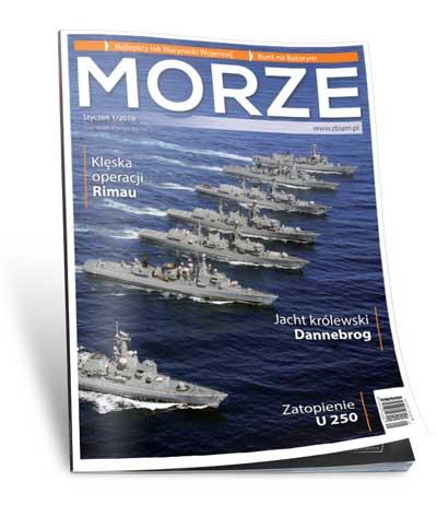 Magazyn MORZE 1/2019