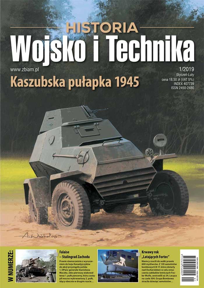 Wojsko i Technika Historia 1/2019