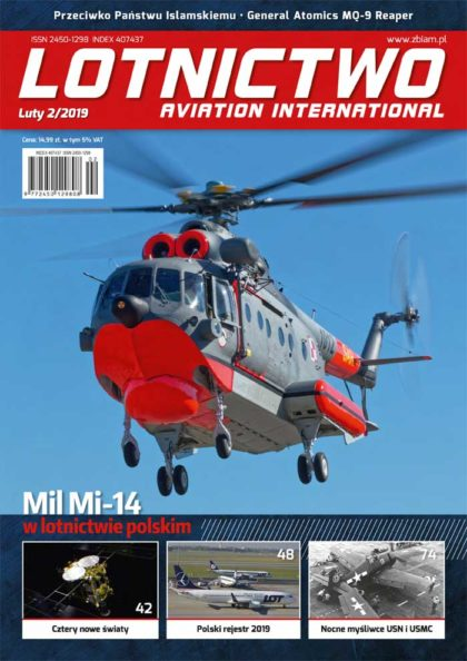 Lotnictwo Aviation International 2/2019