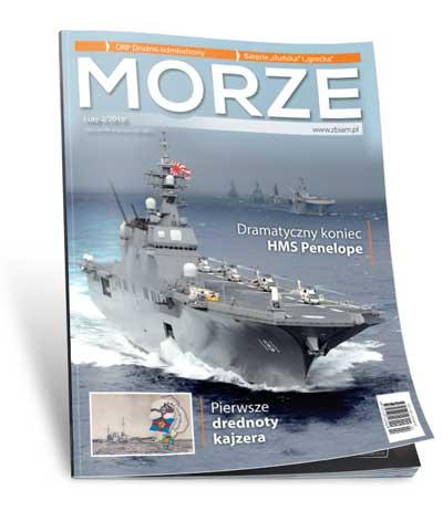 Magazyn MORZE 2/2019