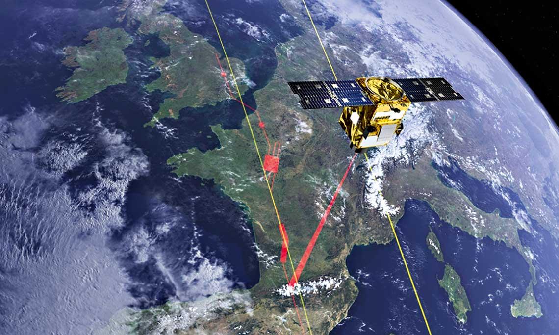 Rozpoznanie satelitarne dla wojska i sektora cywilnego