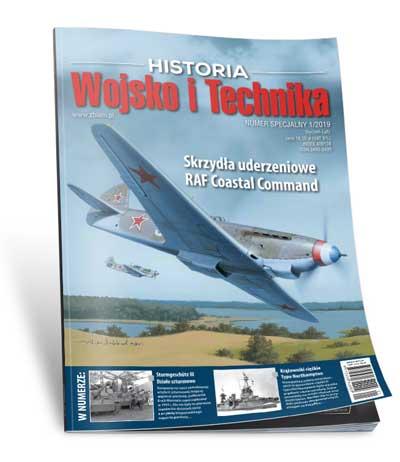 Czasopismo Wojsko i Technika Historia numer specjalny 1/2019