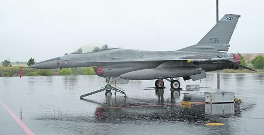 Ostatnimi F-16A/B odzyskanymi ze składowiska Tuscon i doprowadzonymi do stanu używalności były 34 samoloty przekazane Aeronautica Militare w ramach programu Peaceful Caesar i użytkowane we włoskim lotnictwie w latach 2002–2012.