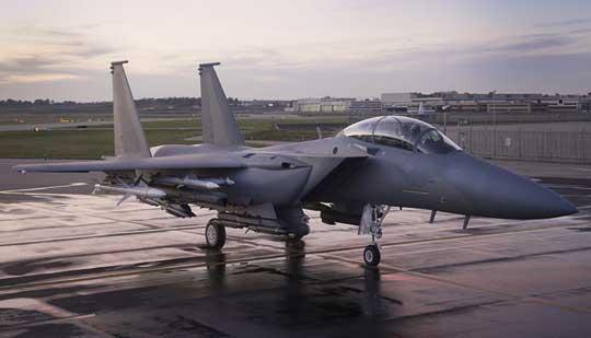 W roku fiskalnym 2020 USAF planują zakup ośmiu egzemplarzy wielozadaniowego myśliwca Boeing F-15EX za kwotę  1,2 miliarda dolarów.