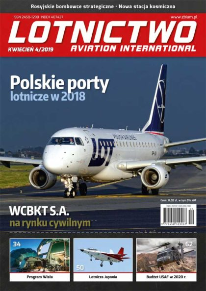 Lotnictwo Aviation International 4/2019