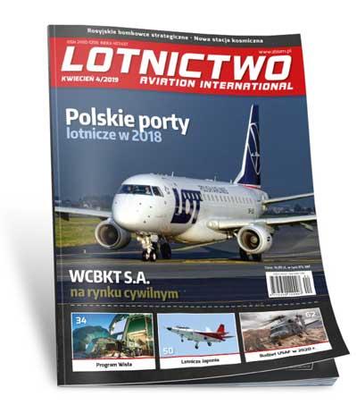 Lotnictwo Aviation International 4/2019