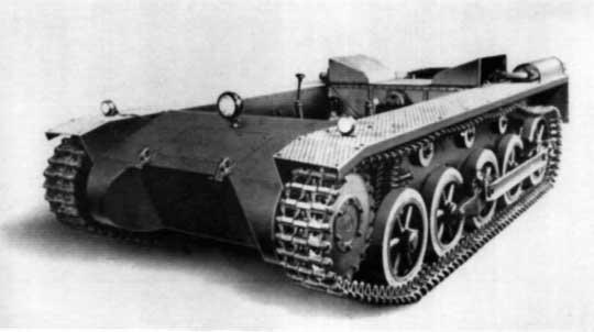 Pojazd do nauki jazdy oparty o podwozie czołgu lekkiego Panzer I (Panzerkampfwagen), pierwszego czołgu seryjnie produkowanego w III Rzeszy.