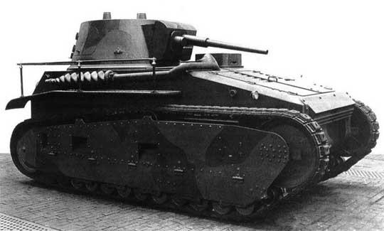 W 1928 r. zawarto kontrakt z firmami Daimler-Benz, Krupp i Rheinmetall-Borsig na budowę prototypowego czołgu lekkiego. Każda z firm miała wykonać po dwa egzemplarze.
