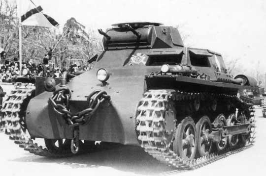 Chrzest bojowy czołgi Panzer I przeszły podczas wojny domowej w Hiszpanii (1936-1939). W jednostkach pierwszoliniowych były w użyciu do 1941 r.