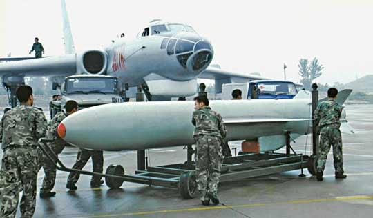 Przygotowanie KD-63 do podwieszenia.