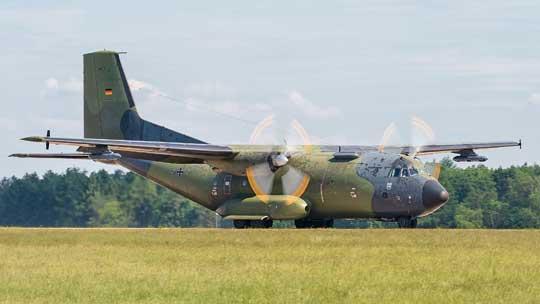 W ubiegłym roku francusko-niemieckie samoloty transportowe Transall C-130 obchodziły 50-lecie służby w Siłach Powietrznych Niemiec. Ich eksploatacja ma zostać zakończona w 2021 r.