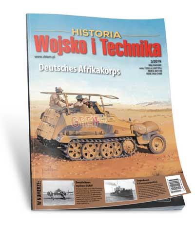 Wojsko i Technika Historia 3/2019