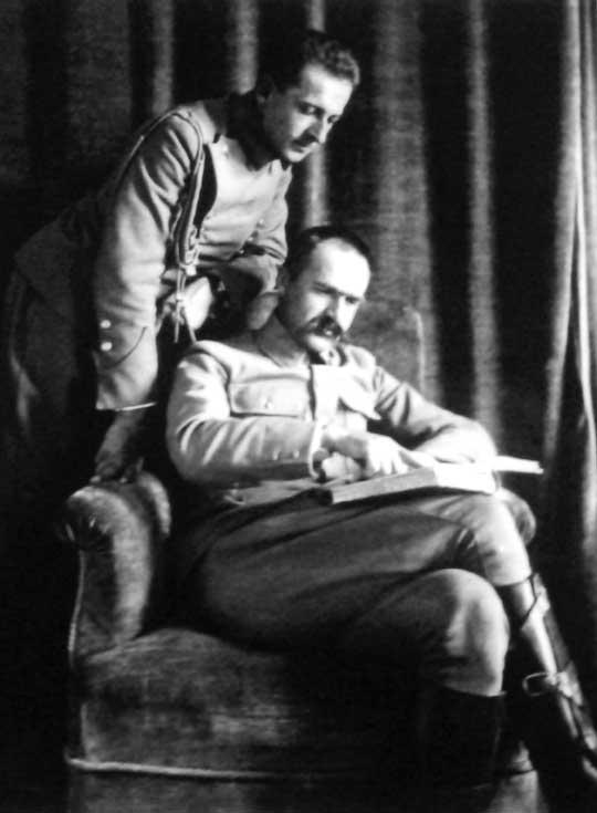 Z dniem 1 sierpnia 1923 r., po wycofaniu się Józefa Piłsudskiego z życia publicznego, został przeniesiony wstan nieczynny na okres jednego roku.