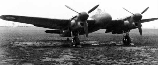 Jako jedno z alternatywnych źródeł napędu dla Beaufightera rozważano silniki rzędowe Rolls-Royce Exe. Wtym wypadku na samolocie R2061 zdołano tylko przebadać planowane dla nich gondole.