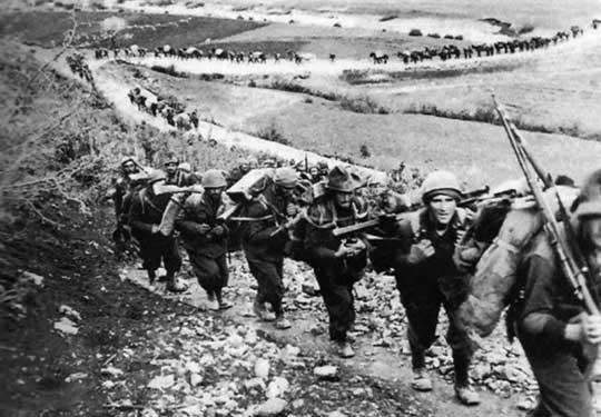 Nawet dobre wyszkolenie bojowe i świetna znajomość gór przez Alpini nie były w stanie zmienić losów nieprzygotowanej i źle prowadzonej włoskiej kampanii przeciwko Francji.