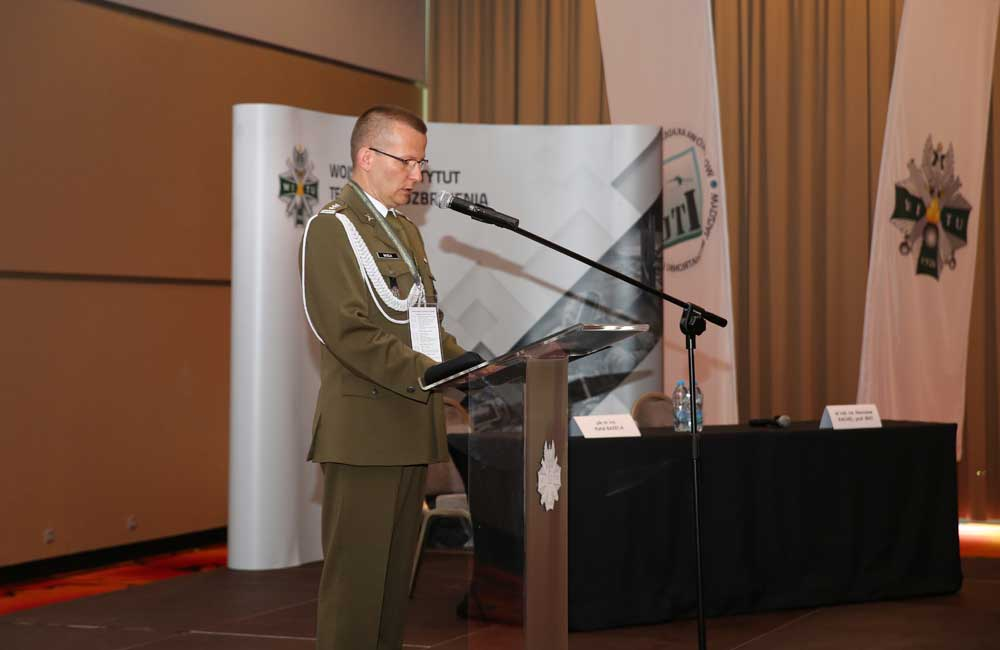 """XXII Międzynarodowa Konferencja Naukowo-Techniczna """"Uzbrojenie 2019"""""""