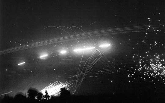 Częstotliwość ataków V-1 na Wyspy Brytyjskie znacznie spadła po zintensyfikowaniu zwalczania wyrzutni przez taktyczne lotnictwo bombowe oraz dzięki szybkim postępom alianckiej ofensywy we Francji.