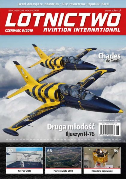Lotnictwo Aviation International 6/2019