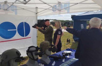 Prezentacja wyrobów PCO S.A. podczas ćwiczeń dragon-19. W dniu 18 czerwca, podczas ćwiczeń Dragon-19, na poligonie w Drawsku, odbył się pokaz wyrobów spółek wchodzących w skład Polskiej Grupy Zbrojeniowej.