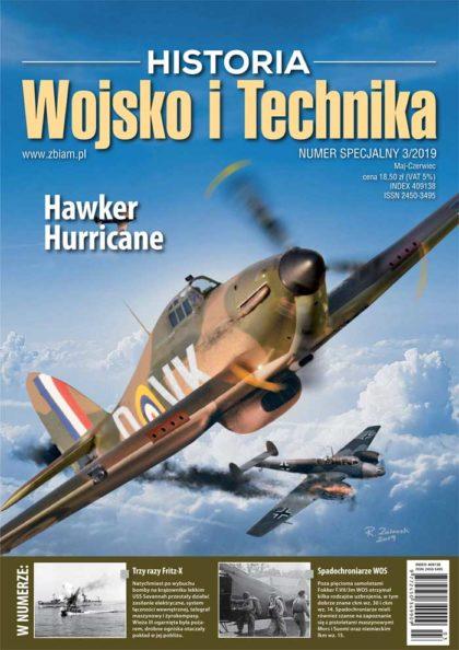 Czasopismo Wojsko i Technika Historia numer specjalny 3/2019