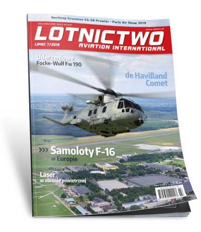 Lotnictwo Aviation International 7/2019