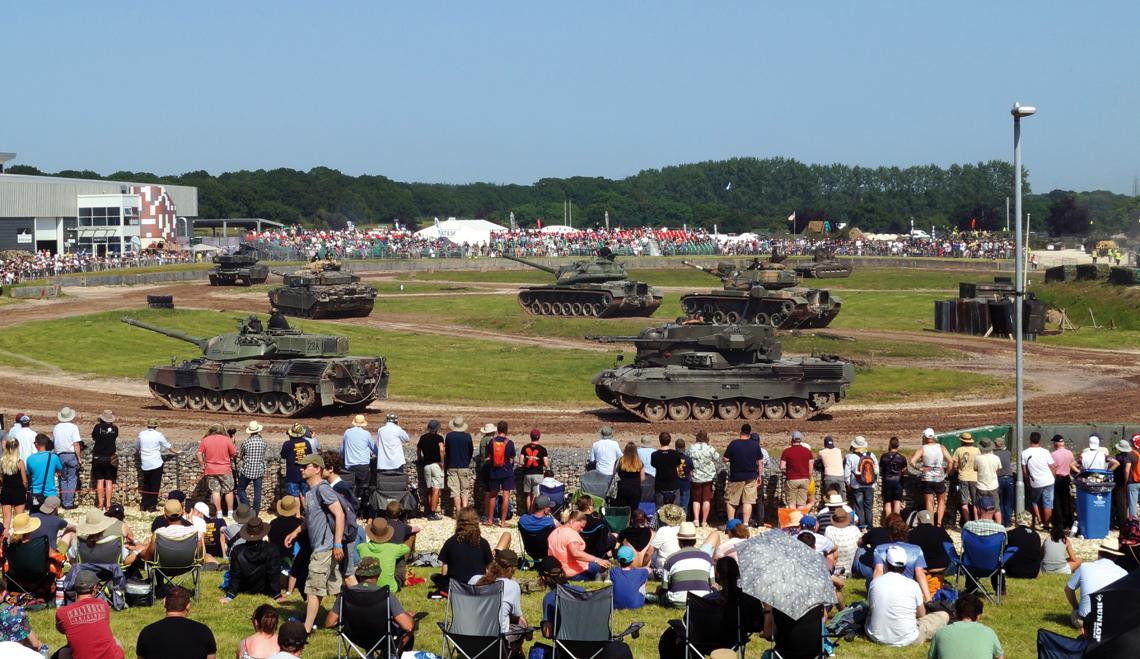 Tankfest Bovington