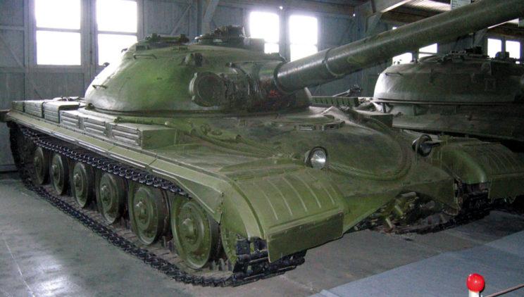 wieża czołgu ciężkiego Obiekt 770
