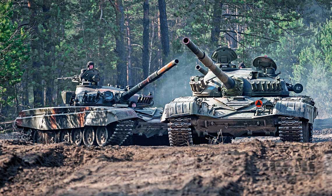 Programem remontów imodyfikacji czołgów T-72M1 ma zostać objętych wlatach 2019–2025 od 230 do ponad 300 wozów znajdujących się obecnie na stanie Wojsk Pancernych iZmechanizowanych Wojsk Lądowych. Budżet projektu to niemal 1,75 mld PLN.