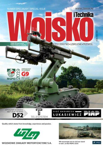 Czasopismo Wojsko i Technika MSPO