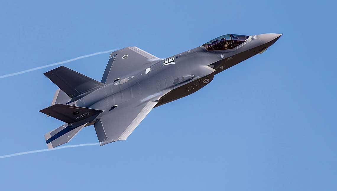 Zgodnie zdeklaracjami, początek dostaw systemu S-400 do Turcji spowodował reakcję amerykańską dotyczącą zakończenia współpracy zAnkarą przy programie F-35 LightningII. Fot. Clinton White.