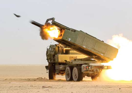 Pod względem wartości największą, wartą około 1,9 mld PLN umową była ta dotycząca pozyskania jednego dywizjonu artylerii rakietowej dalekiego zasięgu systemu HIMARS w ramach programu Homar.