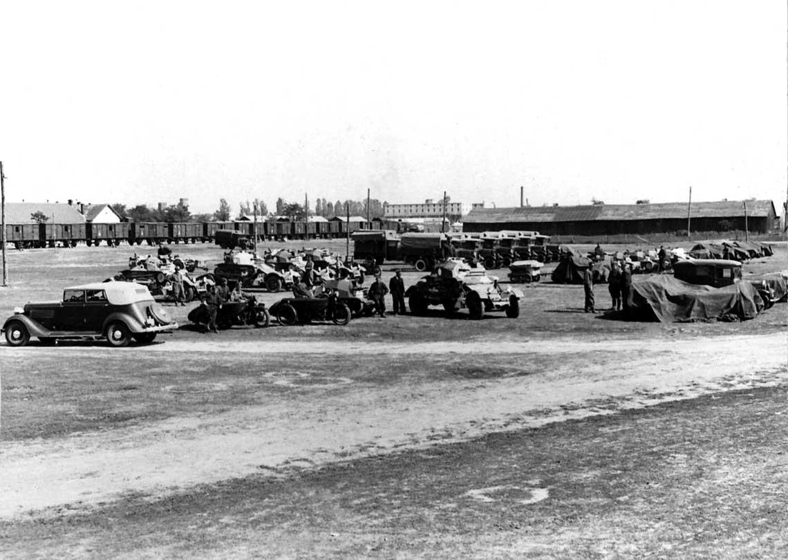 Spolonizowanie angielskich tankietek pozwoliło na rozpoczęcie ich masowej produkcji. Z uwagi na zapisy umowy z Carden-Loydem kwestią dyskusyjną pozostała jednak możliwość eksportu tych maszyn.