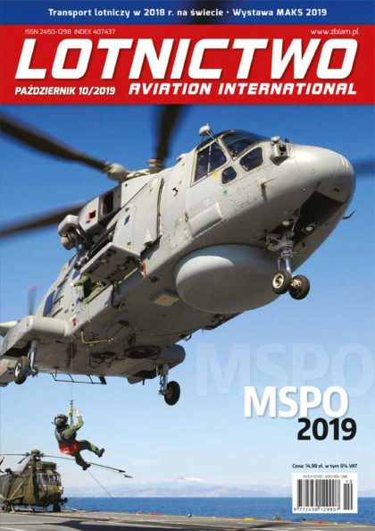 Lotnictwo Aviation International 10/2019