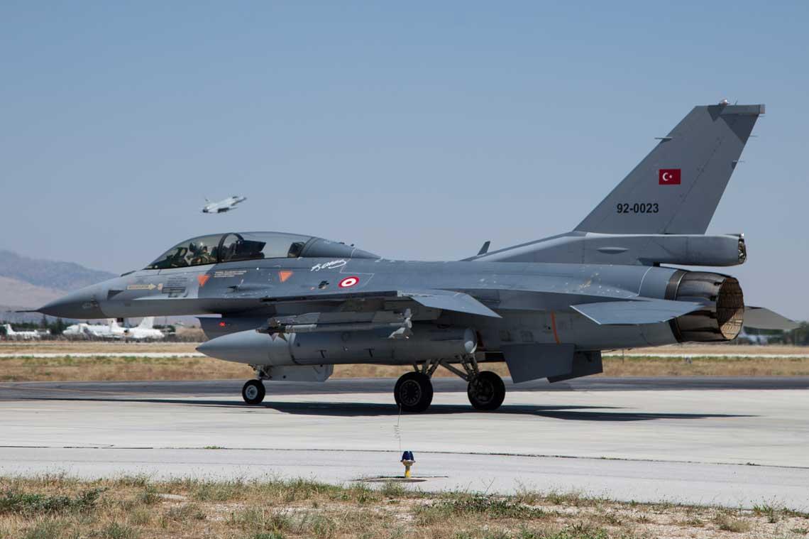 Po tym jak przez dwa lata ćwiczenie to nie było organizowane, wtym roku wzięli wnim udział uczestnicy ze Stanów Zjednoczonych, zPakistanu, Jordanii, Włoch, Kataru imiędzynarodowej jednostki lotniczej NATO.