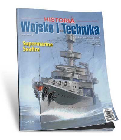 Czasopismo Wojsko i Technika Historia numer specjalny 5/2019