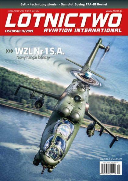 Lotnictwo Aviation International 11/2019