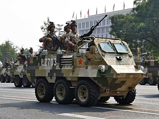 Lekki pojazd terenowy NORINCO CS/VP16.